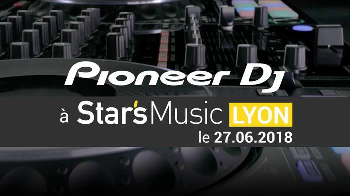 Demo Pioneer SM Lyon