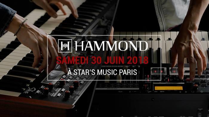 Demo Hammond Stars Music