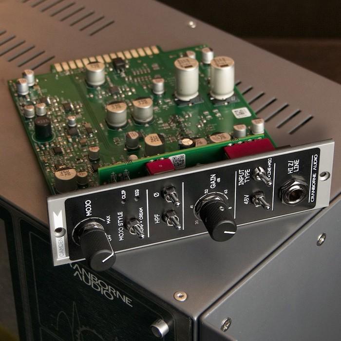 Cranborne Audio Camden 500 : Camden500 on500ADAT 1