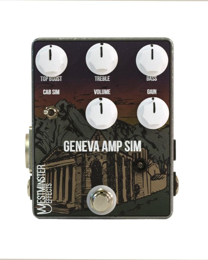Westminster Effects Geneva Amp Sim : Geneva