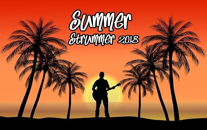 summer strummer 2018