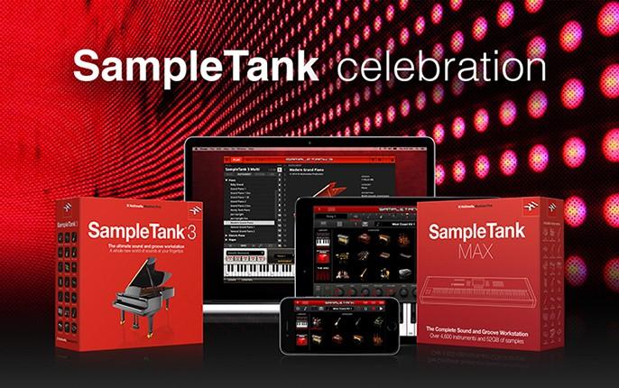 sampletank celebration sale