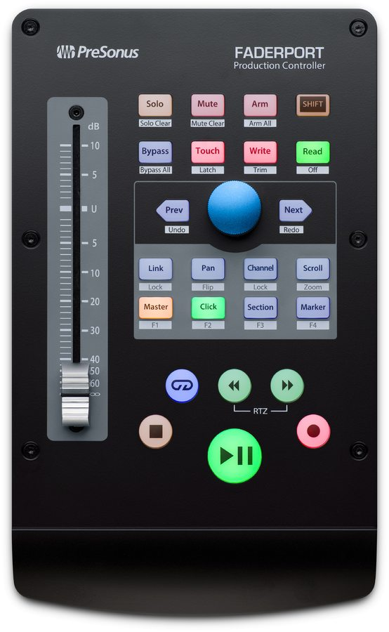 presonus faderport top big