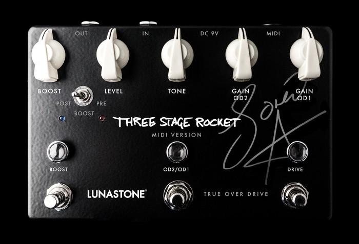 Lunastone Three Stage Rocket MIDI Hi Res