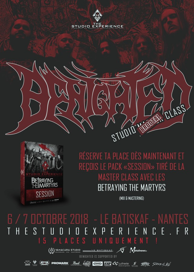 BENIGHTED PACK