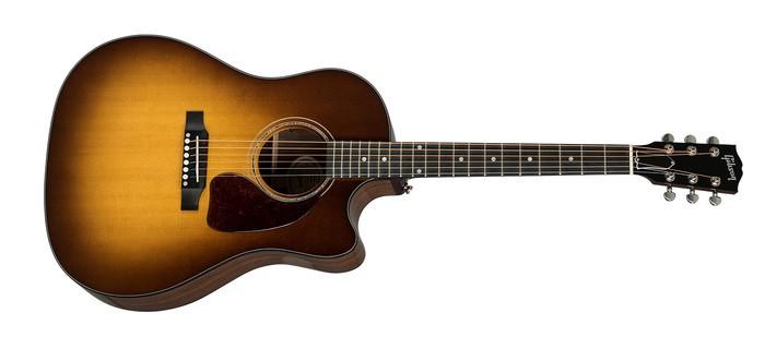Gibson J-45 Walnut Avant Garde 2019 : AG45WBN19 MAIN HERO 01