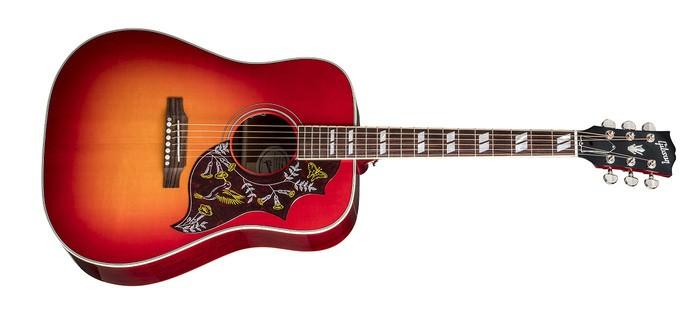 Gibson Hummingbird 2019 : SSHBHCN19 MAIN HERO 01