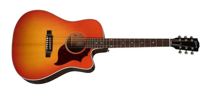 Gibson Hummingbird Mahogany Avant Garde 2019 : AGHBMBN19 MAIN HERO 01