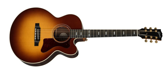 Gibson Parlor Rosewood Avant Garde 2019 : AGPLRBG19 MAIN HERO 01