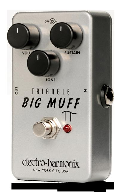 triangle big muff pi