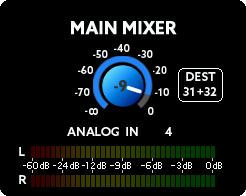 A32 Mixer DSP