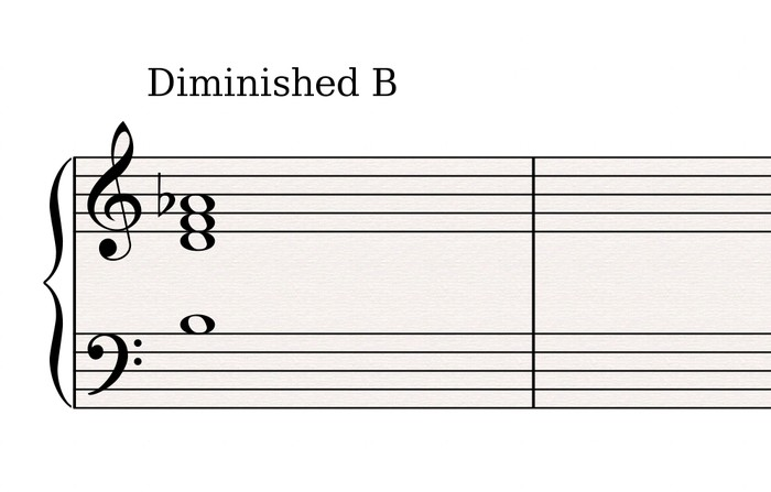 Diminished-B