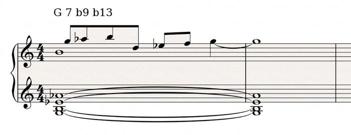 G-7-b9-b13
