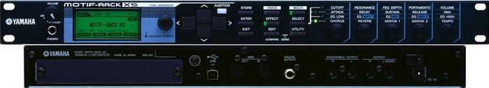 Yamaha Motif Rack XS (Front+Rear) LR