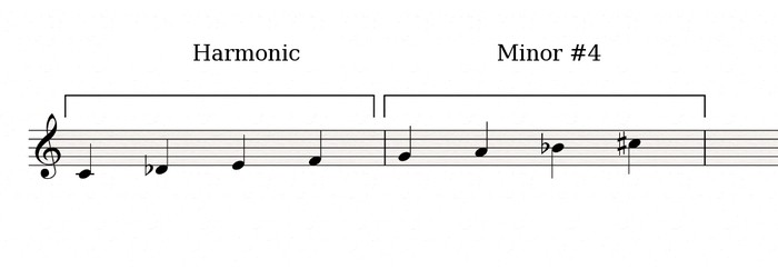 Harmonic-Minor#4
