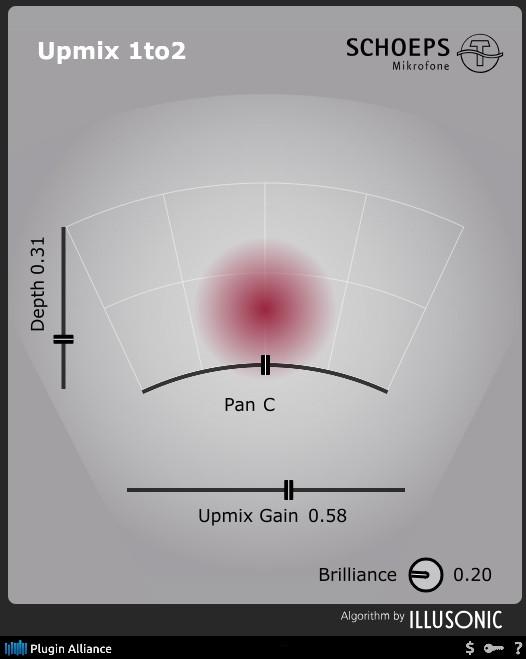 REQ: Plugin Alliance - Schoeps Mono Upmix screenshot