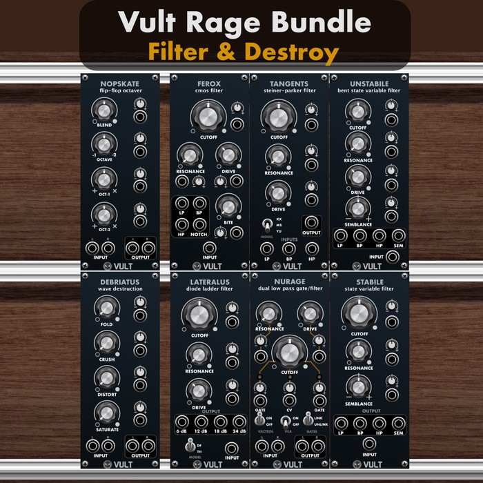 Vult-Filter-Destroy