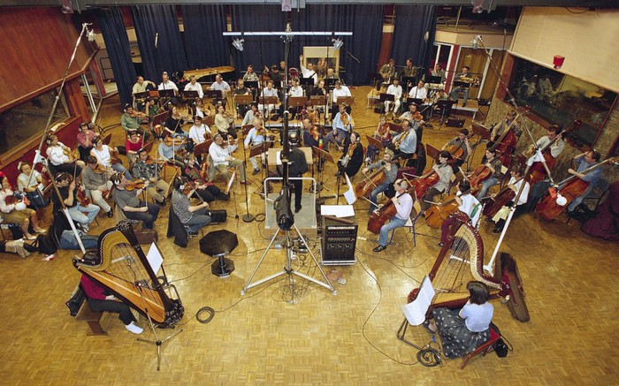 Studio & Home Studio : Davout-Orchestre-Bel-Arte