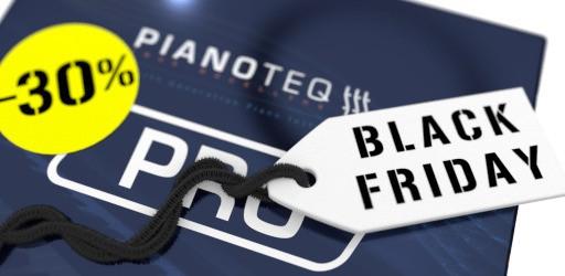 Pianoteq blackfriday