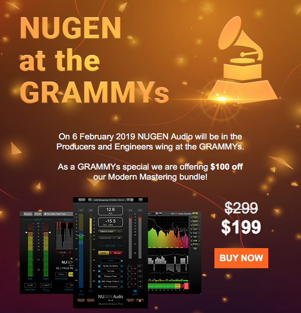 Promo Nugen Grammy