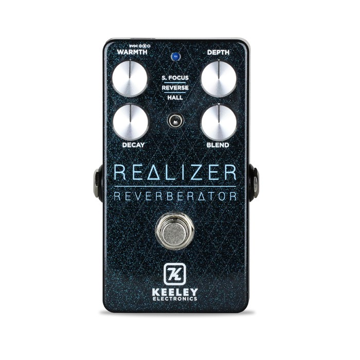 Keeley-Electronics-Realizer-Effect-Pedal-Front-1