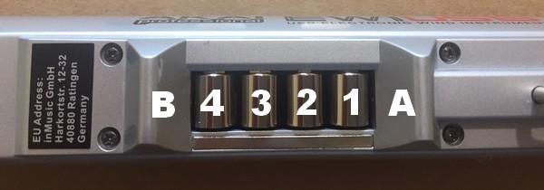 00b - EWI USB Numbers
