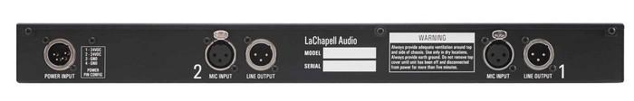 Lachapell Audio 983S MK2 : 983SMK2-Back