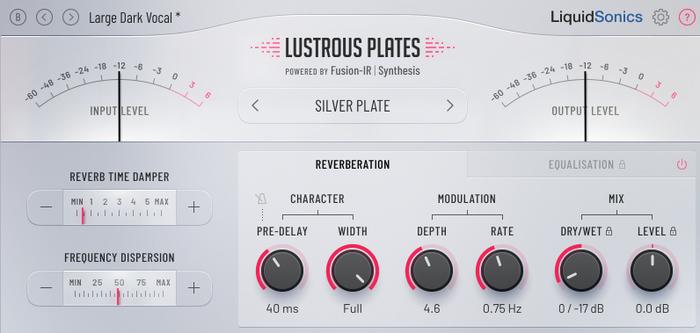 Lustrous Plates White