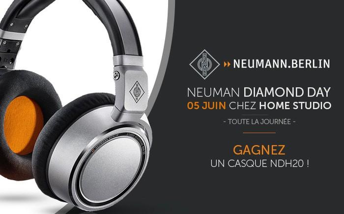Neumann Diamond Day NDH20