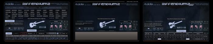 Audiofier Riffendium Volume 2: Heavy Guitars : riffendium2_3_gui