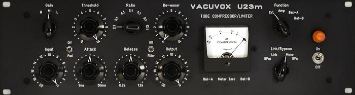 Vacuvox U23 : A-V2-Yellow-U23m