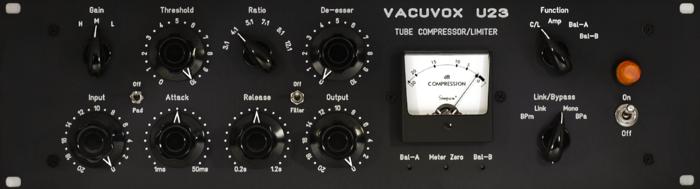 Vacuvox U23 : A-V2-Yellow-U23