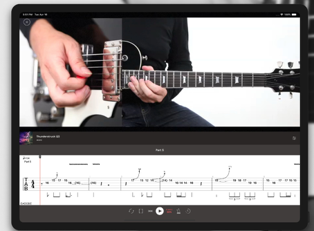 Arobas Music Guitar Pro 6 : APPSTEEL