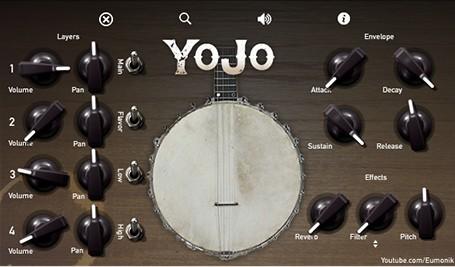 YoJo-Free-Banjo-Instrument-GUI