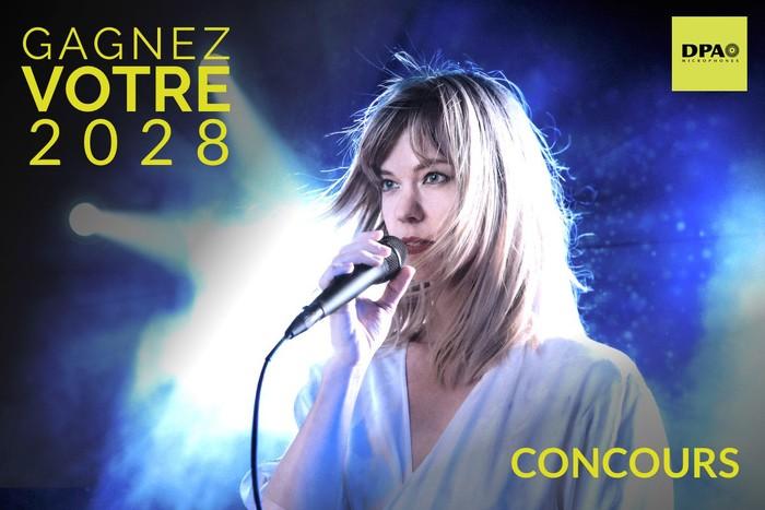 Concours Audio2 DPA 2028