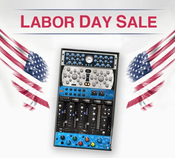 Plugin Alliance Labor Day Sale