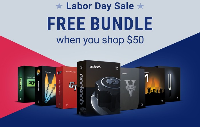 Waves labor Day Sale