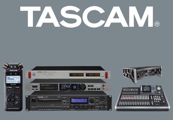 Tascam products