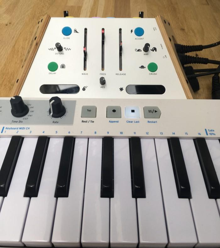clavier maître