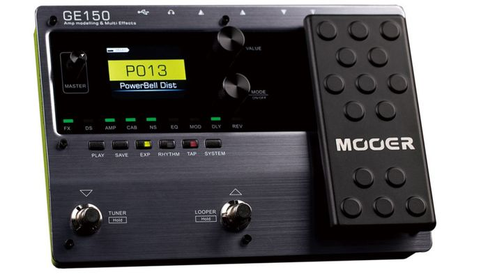 Mooer-Audio-GE150-amp-modelling-and-multi-effects-unit