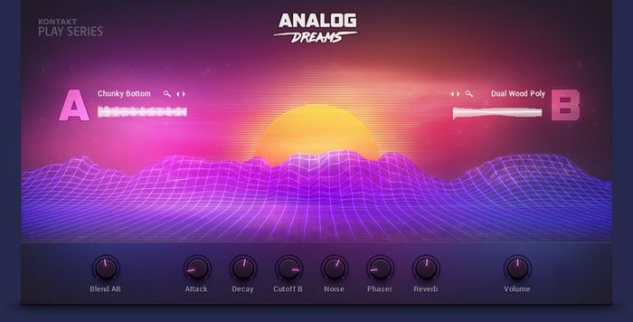 Native Instruments Analog Dreams : Native Instruments Analog Dreams (41185)