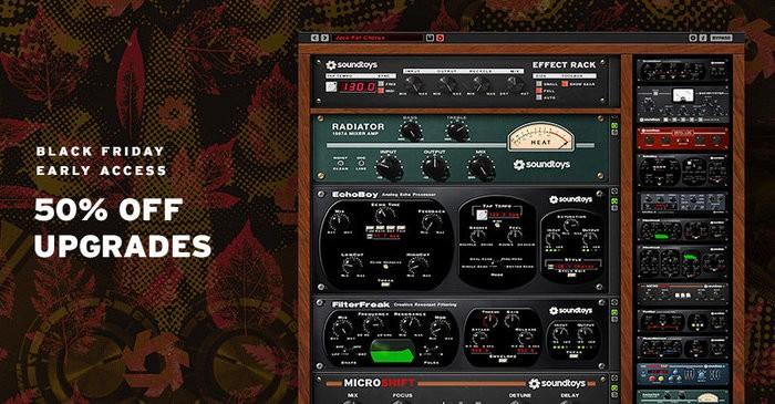 SoundToys Upgrade Black Friday 19
