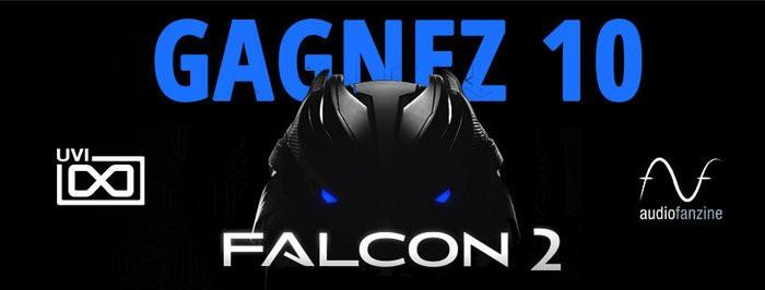 Concours AF UVI Falcon 2