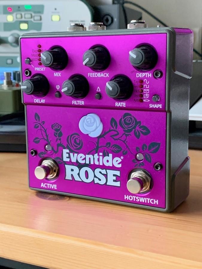 Eventide Rose : EventideRose - 1