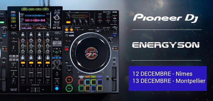 Pioneer DJ Tour Energyson 2