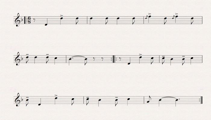 04 rythme simple