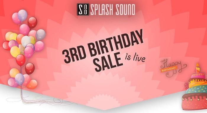 Splash Sound 3bd