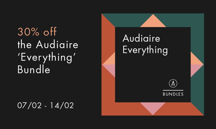 Audiaire Everything Sale