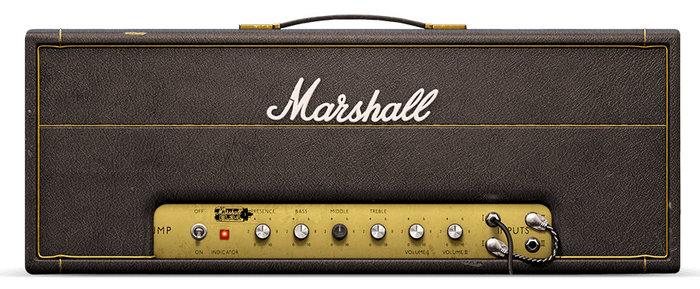 Softube Marshall Plexi Super Lead 1959 : Marshall Plexi Super Lead 1959