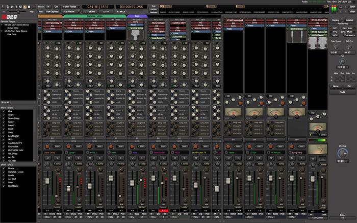 mb32c-mixer